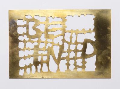 Susan Hefuna, 'Blind', 2013