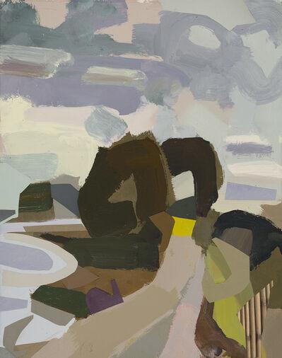 Rick Fox, 'Bottom of Braveheart Hill', 2016