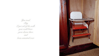 Anna Fox, 'My Mother's Cupboards and My Father's Words (03)', 1999