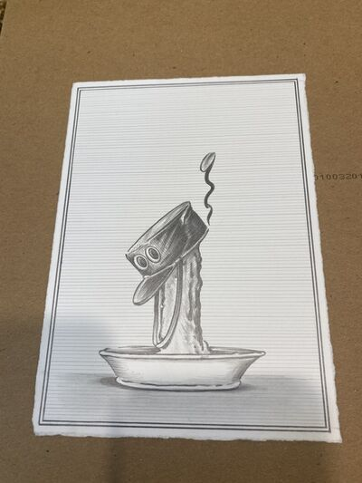 "Ryan Travis Christian, 'Original Drawing ""14:30""', 2019"