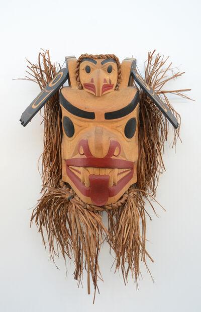 Gerry Sheena, 'Bear and Eagle Mask'