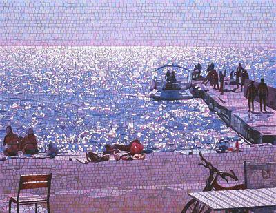 Anatoly Gankevich, 'Langeron - Plates'