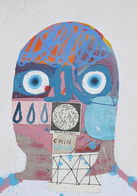 David Shillinglaw, 'Head 7', 2018