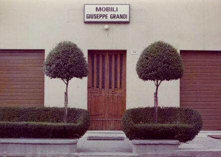 Luigi Ghirri, 'Modena (Serie: Italia ailati)', 1976