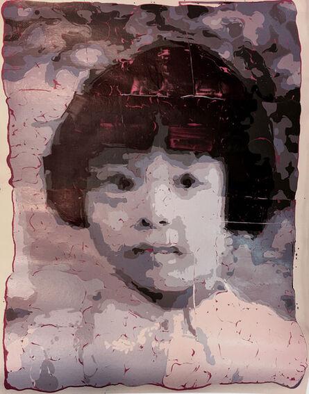 Li Daiyun, 'Writing Your Name - Yuan', 2017