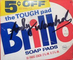 Andy Warhol, 'Brillo Soap Pads', 1977