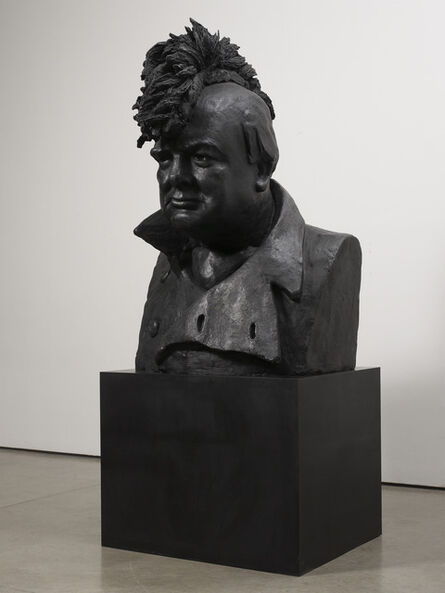 Marcus Harvey, 'The Lord High Admiral', 2008