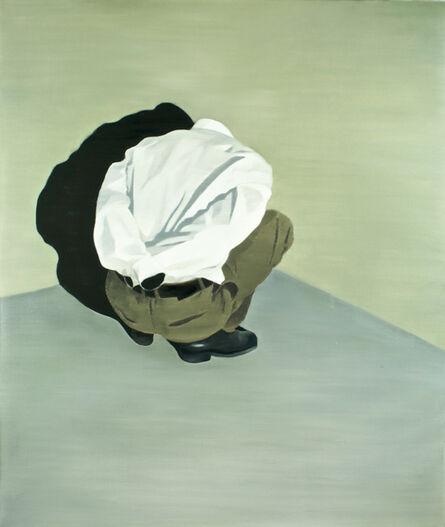 Nguyen Thai Tuan, 'Black Painting No. 64', 2008