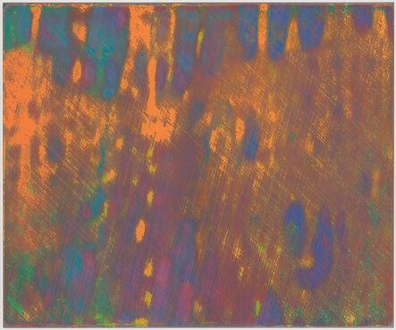 Kouseki Ono, 'Hundred Layers of Colors 107', 2016