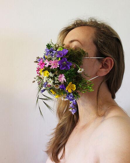 Estelle Woolley, 'Rainbow Meadow', 2020