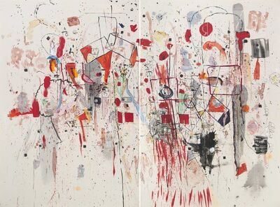 Marcelo Legrand, 'Díptico', 2015