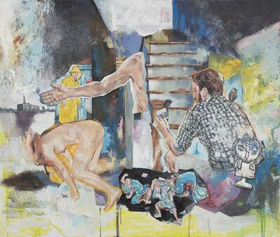 """Mert Yavaşca, '""""GOLDSTEIN'S AGENT""""', 2013"""