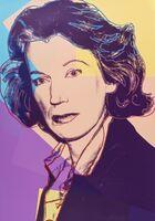 Andy Warhol, 'Mildred Scheel (Feldman and Schellmann 238)', 1980