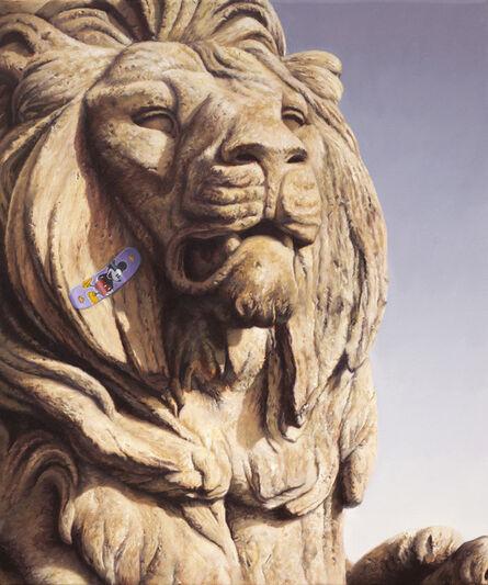 Matthew Quick, 'Hear me roar', 2015