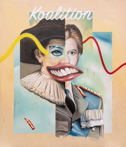 Filip Markiewicz, 'Thin White Duke (Rembrandt & Bowie)', 2019