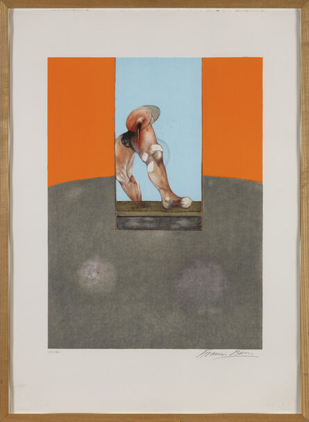 Francis Bacon, 'Triptych 1987 (Center Panel)', 1987