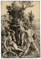 Albrecht Dürer, 'Hercules', ca. 1498