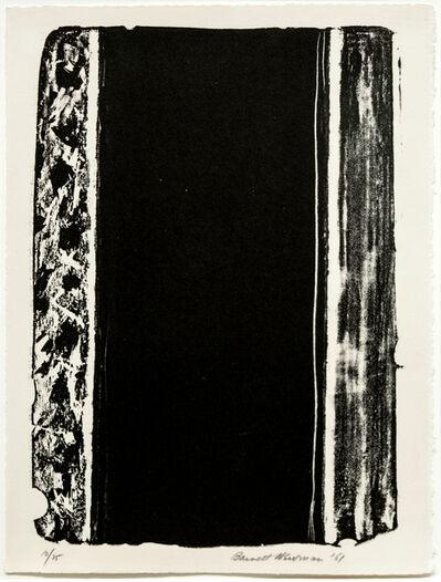 Barnett Newman, 'Untitled', 1961