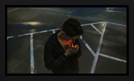 Casey Baugh, 'Breathe The Burn', 2015