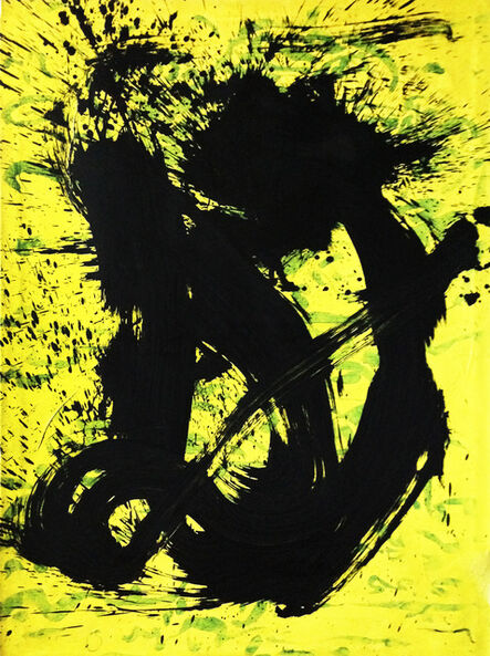 Qin Feng 秦风, 'Desire Landscape (Yellow)', 2013