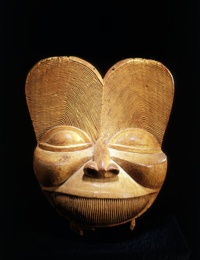 'Mask (tsesah)', Late 19th century