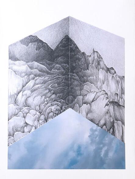 Jennifer Printz, 'Enclosed By Less Corporeal Things', 2018