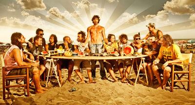Fabrizio Cestari, 'The Last Supper', 2014