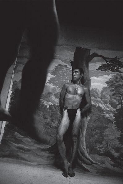 Eikoh Hosoe, 'Barakei: Ordeal by Roses #34', 1962