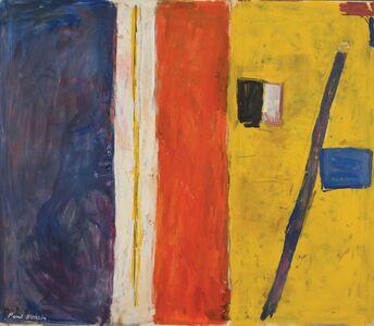 Paul Burlin, 'Bitter Orange', 1967-1968