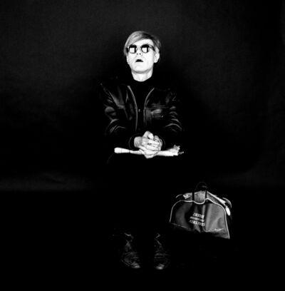 Jerry Schatzberg, 'Andy Warhol', 1966