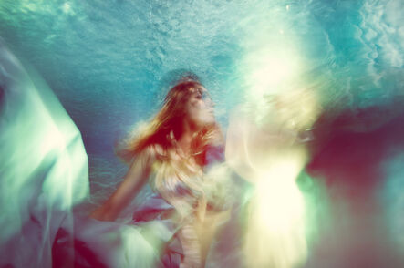 """Susanne Stemmer, 'As if you'd see the light """"Underwater Photography""""', 2013"""