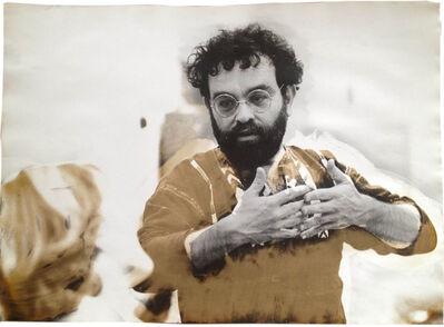 Ute Schendel, 'Fernando Arabal (Photo taken Bochum 1977, sulfur toned Frankfurt am Main 1983), Vintage', 1977