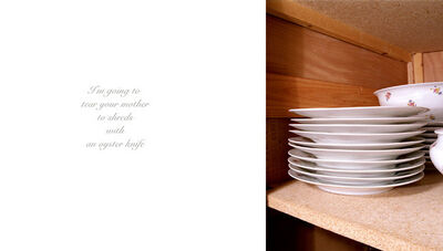 Anna Fox, 'My Mother's Cupboards and My Father's Words (01)', 1999