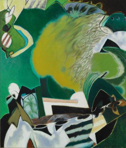 Olivia Stanton, 'Green Across', 2006