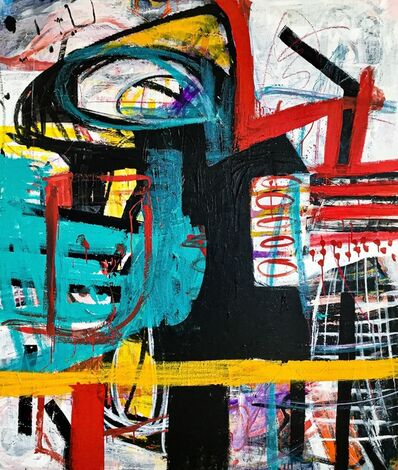 Maico Camilo, 'Contemplation 3', 2020