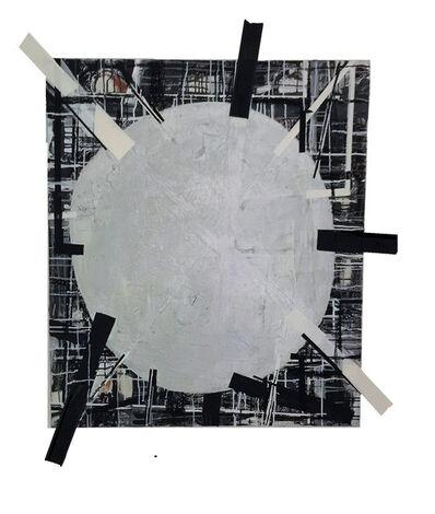 """Vicente Hemphill, '""""Attachment-2"""", 2015, Mixed Medium on Canvas, UNIQUE.', 2018"""