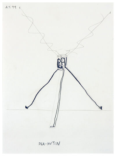 Al Taylor, 'Pea-Nutin', 1994