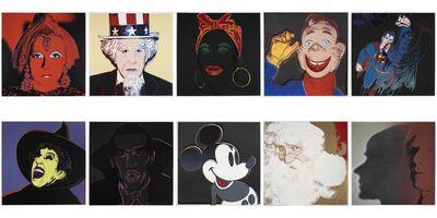 Andy Warhol, 'Myths', 1981
