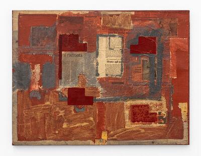 Antonio Dias, 'Untitled ', 1983