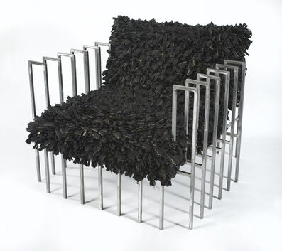 Benjamin Rollins Caldwell, 'Spider Lounge Chair', 2010