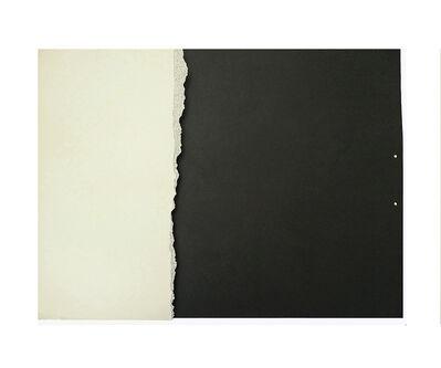 Concha Jerez, 'Self-censored Intersection #1', 1975