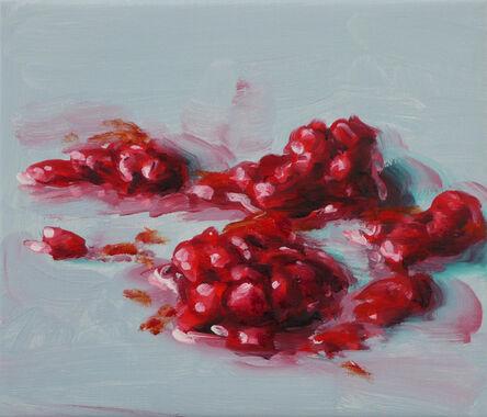 Cornelius Völker, 'Raspberrys', 2008