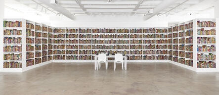 Yinka Shonibare, 'The African Library', 2018