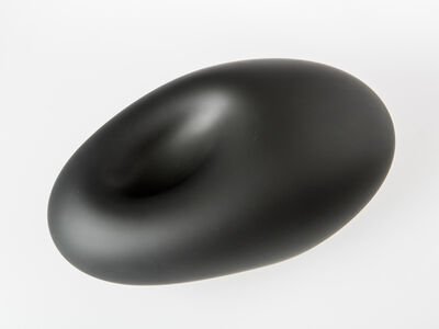 Ondřej Strnadel, 'Black vessel', 2017