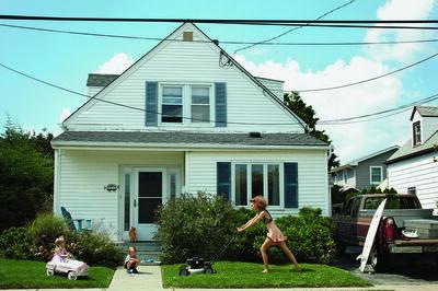 Arthur Elgort, 'Karlie Kloss, Atlantic Beach, New York', 2012