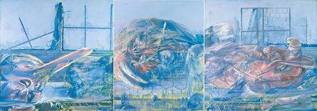 Dado, 'Boukoko Triptyque', 1975
