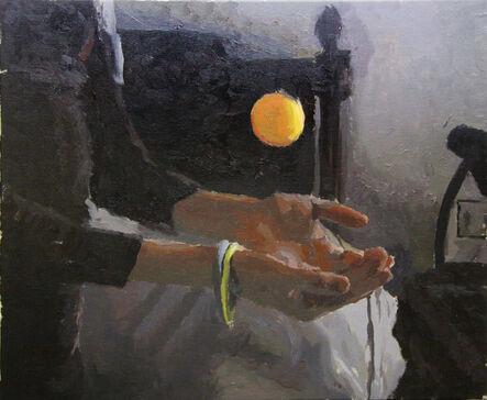 Iñigo Navarro, 'Ping Pong Bang', 2020