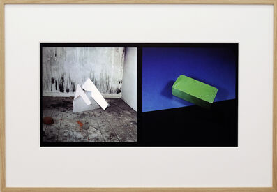 John Divola, 'Despite Intensions (83DPT9)', 1983