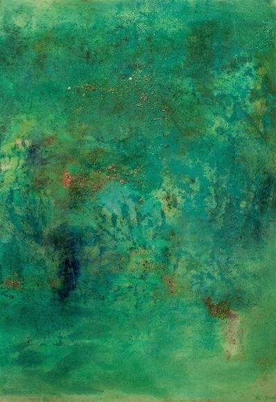 Catherine Javel, 'Emerald Sea', 2013
