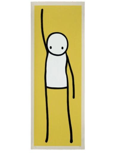 Stik, 'Liberty (Yellow)', 2013
